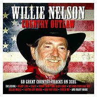Willie Nelson - Country Outlaw [Import 3CD]