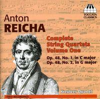 Kreutzer Quartet - Complete String Quartets 1