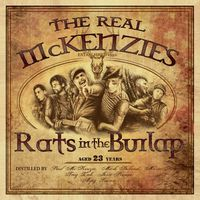 The Real Mckenzies - Rats In The Burlap [Vinyl]