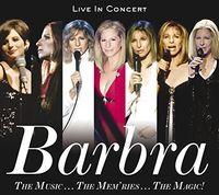 Barbra Streisand - The Music...The Mem'ries...The Magic! [Import w/Book]