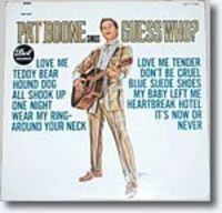Pat Boone - Sings Guess Who (Can)