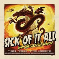 Sick Of It All - Wake The Sleeping Dragon! [Import]