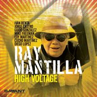 Ray Mantilla - High Voltage