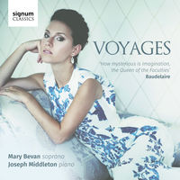 Mary Bevan - Voyages