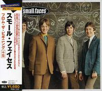 Small Faces - From The Beginning (Jpn)