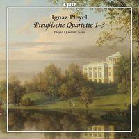 Pleyel - Prussian Quartets 1-3