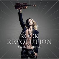 David Garrett - Rock Revolution (W/Dvd) (Bonus Tracks) (Jpn)