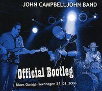 John Campbelljohn Trio - Official Bootleg-Live From Blues Garage Hannover