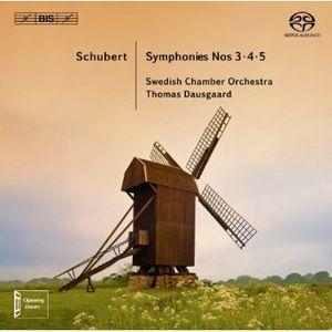 Symphonies Nos. 3-5