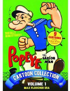 Popeye Cartoons: Volume 1