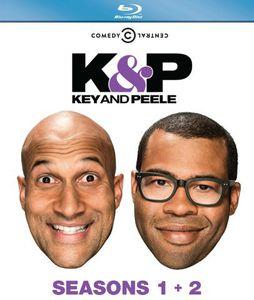 Key and Peele: Seasons One and Two