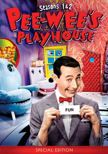 Pee-wee's Playhouse: Seasons 1 & 2