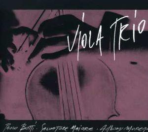 Paolo Viola Botti Trio [Import]