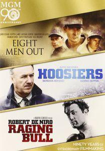 Eight Men Out /  Hoosiers /  Raging Bull