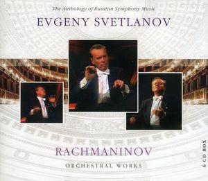 Svetlanov Conducts Rachmaninoff