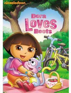 Dora Loves Boots