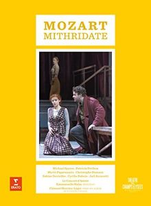 Mitridate (Theatre Des Champs-Elysees)