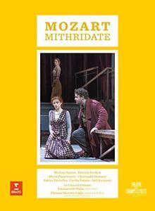Mitridate (Theatre Des Champs-Elysees)