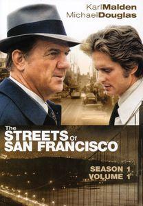 The Streets of San Francisco: Season 1 Volume 1