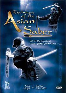 Technique of the Asian Saber Sword