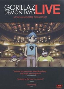 Demon Days Live [Import]