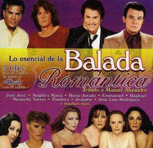 Lo Esencial de la Balada Romantica /  Various [Import] , Various Artists