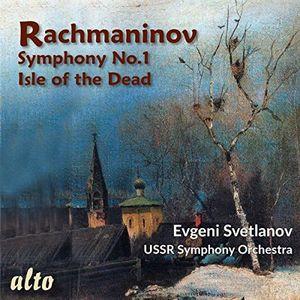 Rachmaninov: Symphony No.1 Isle Of The Dead