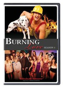Burning Love: The Complete First Season