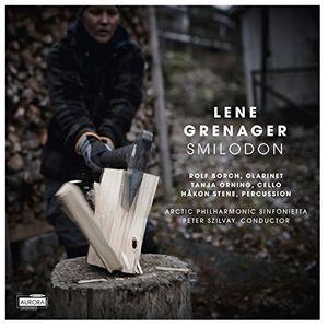 Lene Grenager: Smilodon