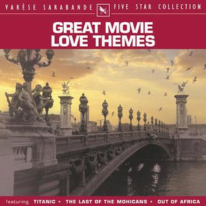 Great Movie Love Themes: Five Star Collection