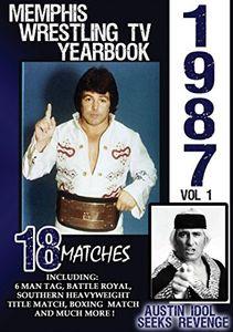 1987 Memphis Wrestling TV Yearbook