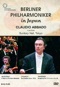 Claudio Abbado: Berliner Philharmonker in Japan