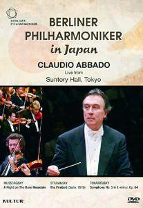 Claudio Abbado: Berliner Philharmonker in Japan