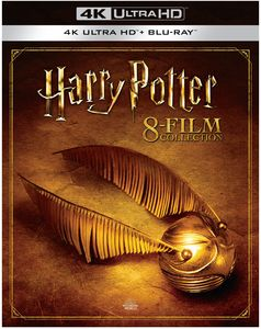 Harry Potter: 8-Film Collection