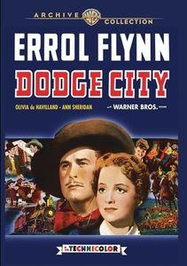 Dodge City , Errol Flynn