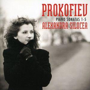 Piano Sonatas 1-5