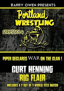 Barry Owen Presents Best Of Portland Wrestling 4