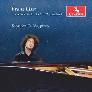 Liszt: Transcendental Etudes S.139
