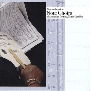 African-American Note Choirs of Alexander County N