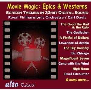 Movie Magic: Epics & Westerns