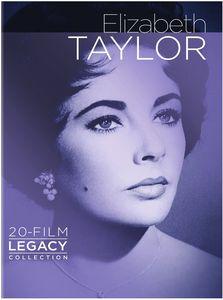 Elizabeth Taylor: 20-Film Legacy Collection