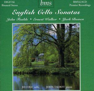English Cello Sonatas