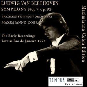Beethoven: Symphony No. 7 in a Major Op. 92-The Ea