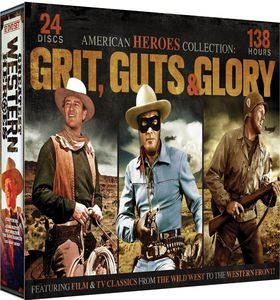 Heroes Collection: Grit Guts & Glory
