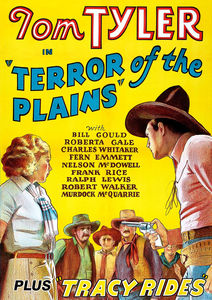 Terror of the Plains /  Tracy