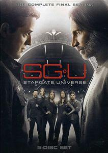 SGU: Stargate Universe: The Complete Second Season (The Final Season)