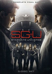 SGU: Stargate Universe - The Complete Second Season (The Final Season)