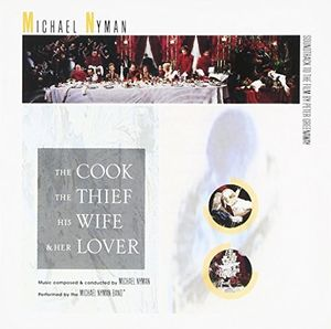 The Cook, The Thief, His Wife and Her Lover  Original Soundtrack) [Import]