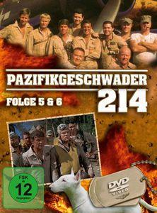 Pazifikgeschwader 214: Staffel /  Folge 5 & 6