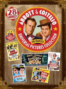 Abbott and Costello: The Complete Universal Pictures Collection